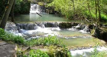 Krushuna Waterfalls and Devetashka Cave, Bulgaria