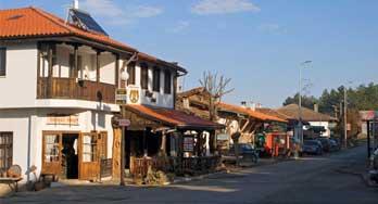 Arbanasi, historical village close to Veliko Turnovo