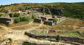 Средновековен град Червен. Крепост Червен