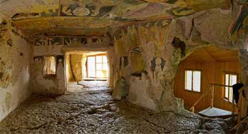 "Ivanovo Rock Monastery ""St. Michael the Archangel"", Roussenski Lom"